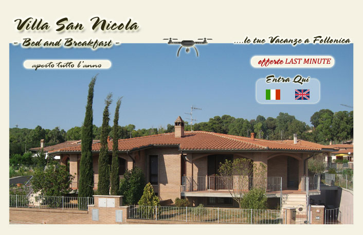 Video Villa San Nicola B&B